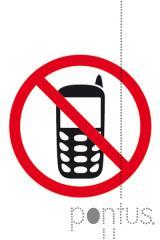 Etiquetas Apli permanentes 848 proibido telemóvel