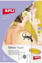 Papel para tatuagens Apli A4 2f
