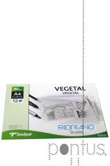 Envelope papel vegetal  Fabriano A4+ 12ff 90g