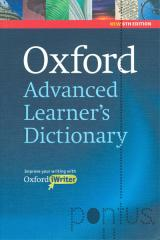 OXF Advanced learners 8th ed