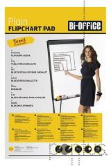 Bloco de papel 50f 70g p/flipchart 65x98cm
