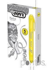 Lápis cosmético Jovi 5.5g amarelo