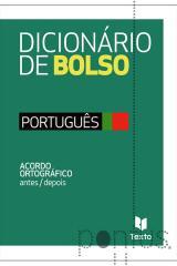 Dicionário de bolso de português