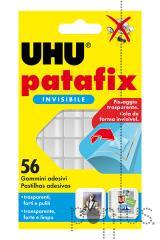 Massa adesiva transparente (56 unid) (UHU Patafix)