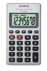 Calculadora de bolso HL-820VA c/8 dígitos