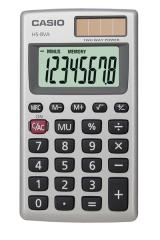 Calculadora de bolso HS-8VA c/8 dígitos