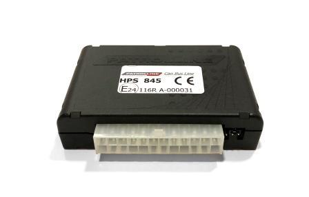 ALARME PATROL CAN/BUS C/VOLUMETRICOS HPS845N 2.4GHZ