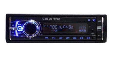 Auto Radio BOA - c/RDS, MP3, USB, AUX E BLUETOOTH