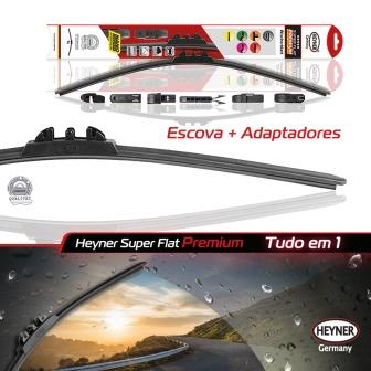 ESCOVA HEYNER SUPER FLAT PREMIUM 33CM