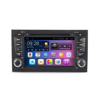 RADIO ORIGINAL NAVEO ESPECIFICO GPS AUDI A4 2002-2008