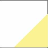 Branco/Amarelo claro