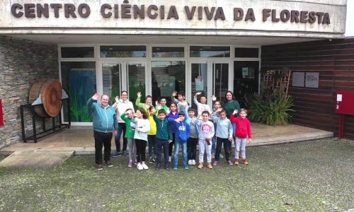 Planeta: Projeto Eco Heróis chega a Sobreira Formosa - Reconquista