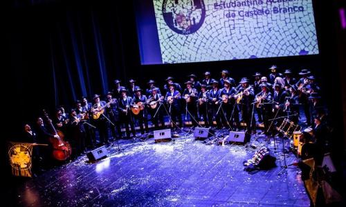 Castelo Branco: Estudantina com três prémios em Coimbra - Reconquista