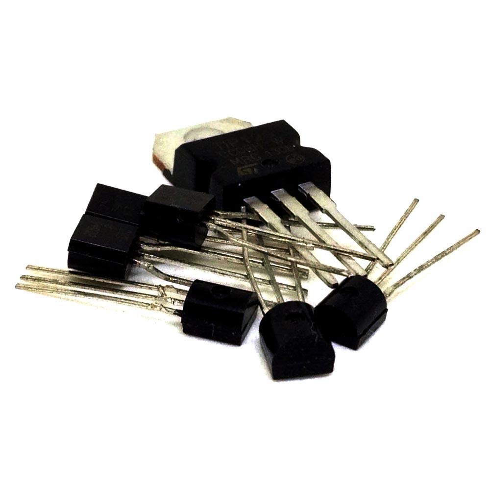Transistor Mosfet N 600v 4.5a 31w