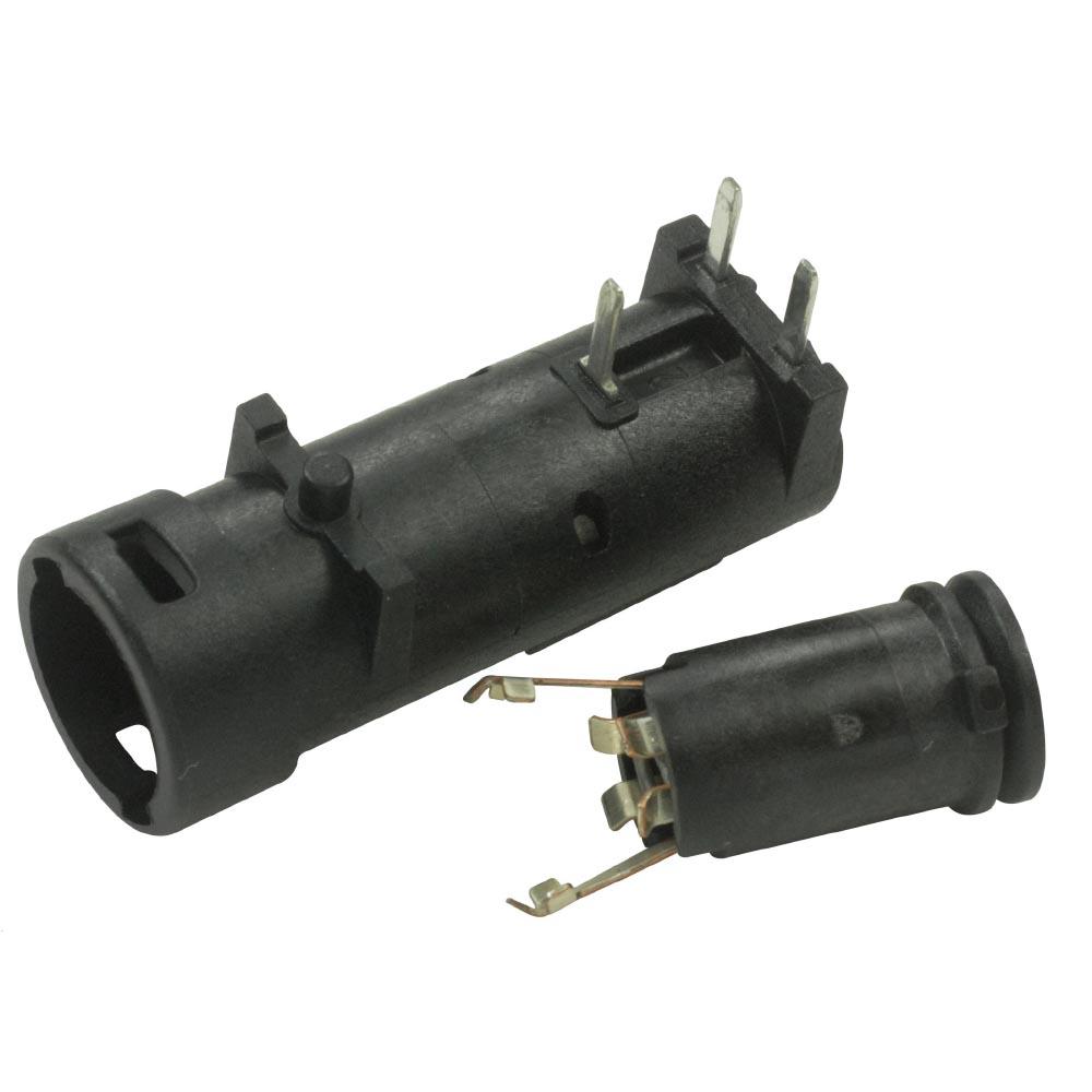 Suporte Fusível Tubular 5x20mm 10a