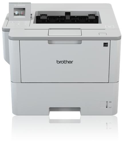 Impressora Brother Laser Mono Hl-L6400dw Wifi