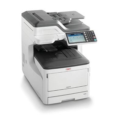 Impressora Oki Multifunções Led Cor/Mono(4 Em 1)