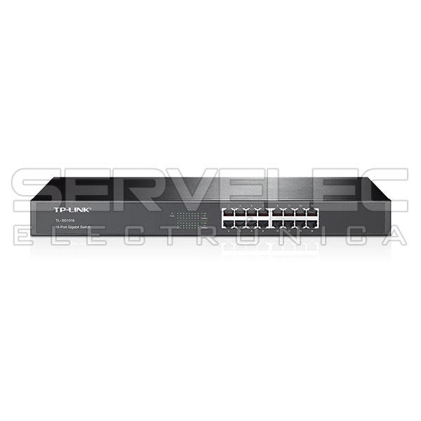 Switch 16 Portas Gigabit Tp-Link