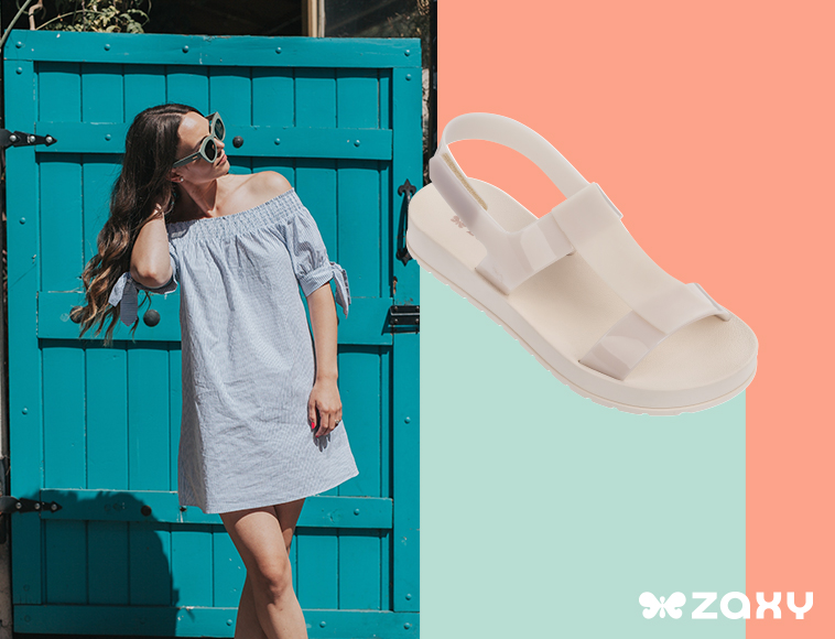 Zaxy Ever Sandal